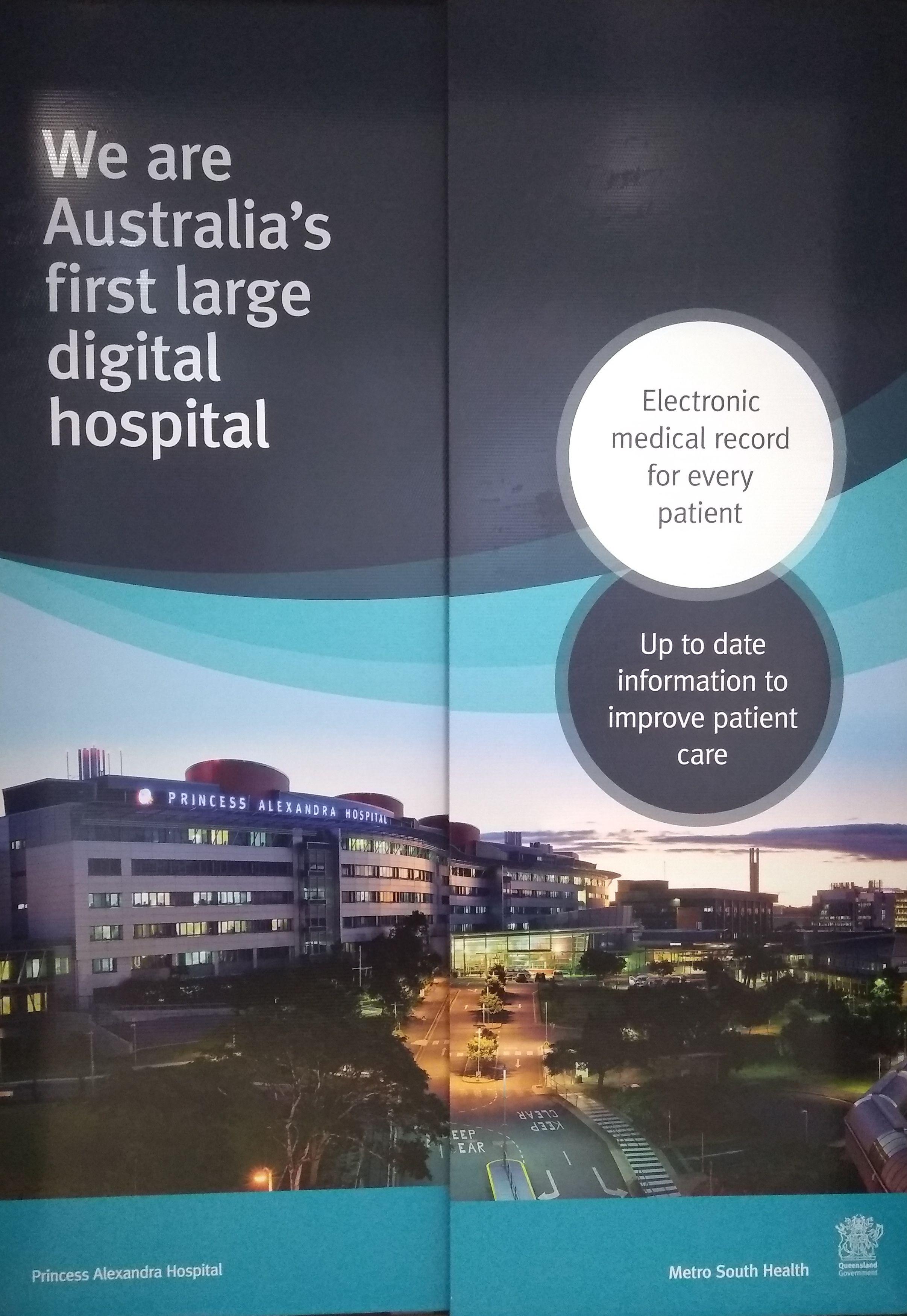 Digital hospitals – the verdict so far